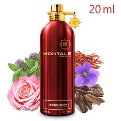 Montale Aoud Shiny «Сверкающий уд» - Парфюмерная вода 20ml