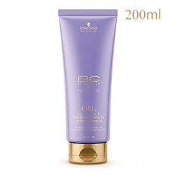 Schwarzkopf Professional Bonacure Oil Miracle Barbary Fig Shampoo - Востанавливающий шампунь для поврежденных, сухих и ломких волос 200 мл