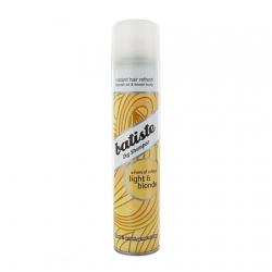 Batiste Hint of Color Light & Blonde- Сухой шампунь для блондинок и русых 200 мл