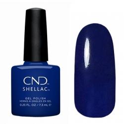 CND Shellac Blue Moon - Гель-лак для ногтей 7,3 мл синий эмалевый цвет