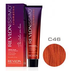 Revlon Professional Revlonissimo Cromatics Creme Color - Крем-краска для волос C 46 Красный мандарин 60 мл