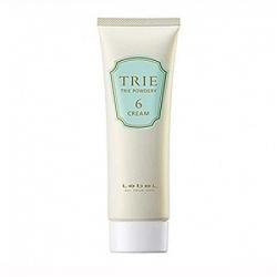Lebel TRIE POWDERY CREAM 6 - Крем матовый для укладки волос средней фиксации 80гр
