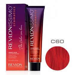 Revlon Professional Revlonissimo Cromatics Creme Color - Крем-краска для волос C 60 Огненно-красный 60 мл
