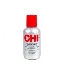 CHI Infra Silk Infusion - Гель восстанавливающий «Шелковая инфузия» 15 мл