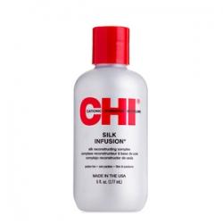 CHI Infra Silk Infusion - Гель восстанавливающий «Шелковая инфузия» 177 мл