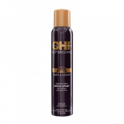 CHI Deep Brilliance Olive&Monoi Optimum Sheen Spray - Спрей-блеск для волос 77 мл