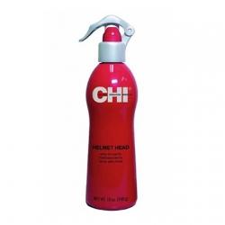 CHI Helmet Head Extra Firm Spritz - Спрей сильной фиксации «Голова в каске» 296 мл