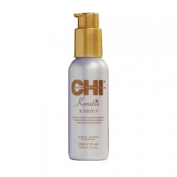 CHI Keratin K-TRIX 5 Thermal Active Smoothing Treatment - Эмульсия для разглаживания волос с кератином 116 мл