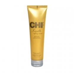 CHI Keratin Styling Cream - Крем моделирующий с кератином 133 мл