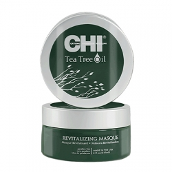 CHI Tea Tree Oil Revitalizing Masque - Восстанавливающая маска с маслом чайного дерева 237 мл