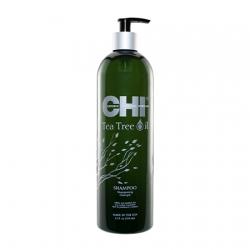 CHI Tea Tree Oil Shampoo - Шампунь с маслом чайного дерева 739 мл