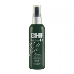 CHI Tea Tree Oil Soothing Scalp Spray - Успокаивающий спрей с маслом чайного дерева 89 мл