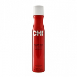 "CHI Thermal Styling Helmet Head Extra Firm Hold Hair Spray - Лак экстра сильной фиксации ""Голова в каске"" 284 гр"