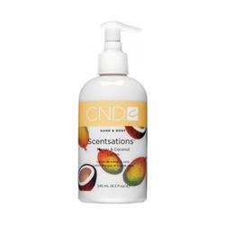 CND Scentsations Mango & Coconut Lotion Лосьон для рук и тела «Манго-Кокос» 245 мл