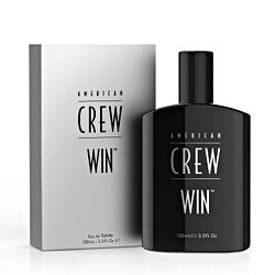 American Crew Eau de Parfum WIN - Туалетная вода для мужчин 100 мл