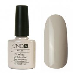 CND Shellac Гель-лак для ногтей Cityscape 7,3 мл серо-бежевый, матовый, эмаль.
