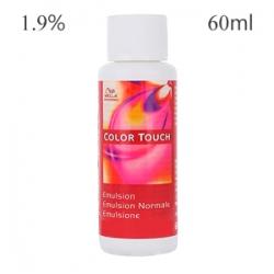 Wella Color Touch - Окислительная эмульсия для окрашивания волос 1.9% 60мл