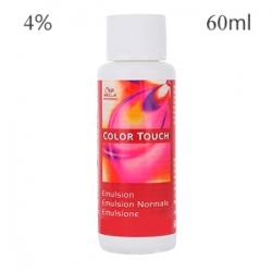 Wella Color Touch - Окислительная эмульсия для окрашивания волос 4% 60мл