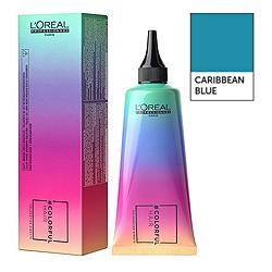 Loreal Professionnel ColorFul Hair - Макияж для волос Голубые Карибы 90 мл