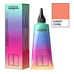 Loreal Professionnel ColorFul Hair - Макияж для волос Коралловый закат 90 мл
