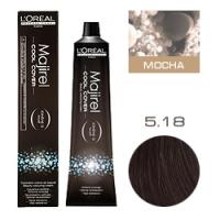 L'Oreal Professionnel Majirel Cool Cover - Краска для волос Кул Кавер 5.18 Светлый шатен пепельнй мокка 50 мл