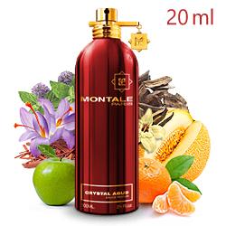 Montale Crystal Aoud «Кристальный уд» - Парфюмерная вода 20ml