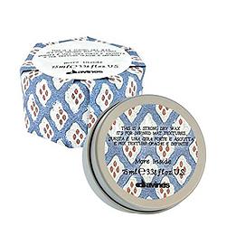 Davines More inside Strong Dry Wax - Сухой воск для текстурных матовых акцент 75мл