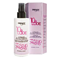 Dikson 1O E Lode Crema Spay Multifunzione - Крем-спрей восстанавливающий для волос