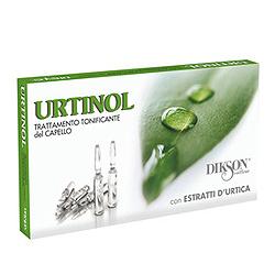 DIKSON URTINOL Тонизирующее средство с экстрактом крапивы в ампулах, 10*10 мл