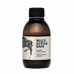 Davines Dear Beard Multi active bain - Мультиактивный шампунь 250 мл