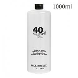 Paul Mitchell Cream Developer 40vol - Кремообразный окислитель-проявитель 12% 1000 мл