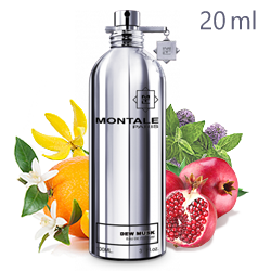 Montale Dew Musk «Мускусная роса» - Парфюмерная вода 20ml