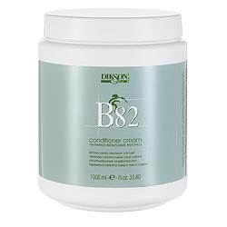Dikson B82 Conditioner Cream - крем-кондиционер с провитамином в5, Восстанавливающий  1000мл.
