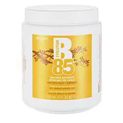 Dikson Detangling Anti-Frizz Hair Masque With Panthenol And Royal Jelly B85 Восстанавливающая маска для волос с пчелиным маточным молочком и пантенолом для сильно поврежденных волос 1000 мл