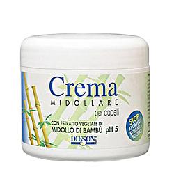 Dikson Crema Midollare Bambu - Восстанавливающий бальзам с экстрактом бамбука, банка 500 мл.