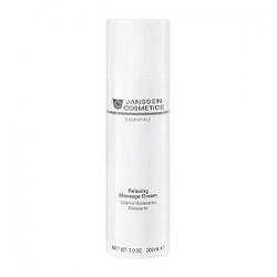 Janssen Cosmetics Dry Skin Relaxing Massage Cream - Релаксирующий Массажный Крем для Лица 200мл