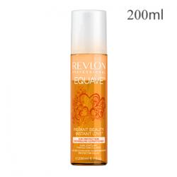 Revlon Professional Equave Instant Beauty Sun Protection Detangling Conditioner - Кондиционер несмываемый солнцезащитный, облегчает расчесывание волос 200 мл