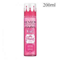 Revlon Professional Equave Kids Princess Look Conditioner - Кондиционер 2-фазный для детей с блестками 200 мл