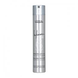 Loreal Professionnel Infinium Pure Extra Strong Hairspray - Инфиниум Лак для волос без запаха экстрасильной фиксации (4) 500 мл