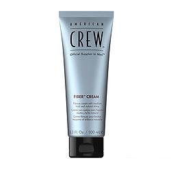 American Crew Fiber Cream - Крем средней фиксации с натуральным блеском 100 мл