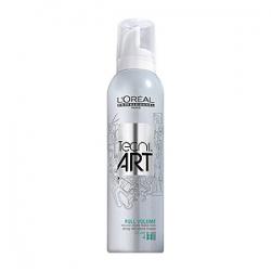 L'Oreal Professionnel Tecni. Art Full Volume - Мусс для объема тонких волос (фикс.4) 250 мл