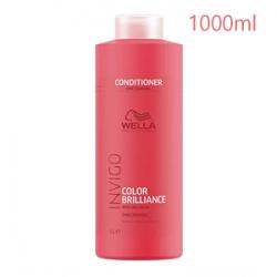 Wella Professionals Invigo Color Brilliance Fine/normal Protection Conditioner - Бальзам-уход для окрашенных Нормальных и Тонких волос 1000 мл