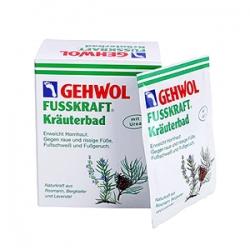 Gehwol Fusskraft KrauterBad - Травяная ванна 10*20 200 гр