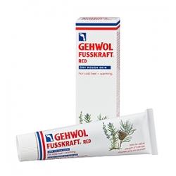 Gehwol Fusskraft Red Dry Rough Skin - Красный бальзам для сухой кожи 125 мл