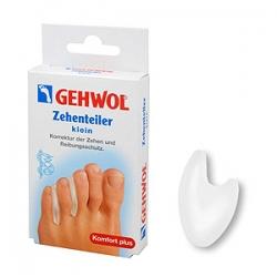 Gehwol G Zehenteiler Klein - Гель-корректоры между пальцев 3 шт
