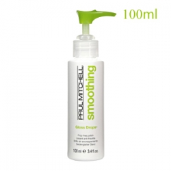 Paul Mitchell Smoothing Super Skinny Gloss Drops - Текстурирующий блеск для волос 100 мл