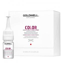 Goldwell Dualsenses Color Lock Serum – Сыворотка для сохранения цвета для нормальных и тонких волос 12х18 мл