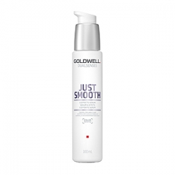 Goldwell Dualsenses Just Smooth 6 Effects Serum - Сыворотка 6-кратного действия 100 мл