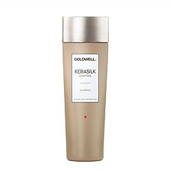 Goldwell Kerasilk Premium Control Shampoo - Шампунь для непослушных, пушащихся волос 250 мл