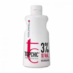 Goldwell Topchic Lotion - Оксид для волос 3% 1000 мл